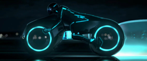 tron legacy lightcycle 500px