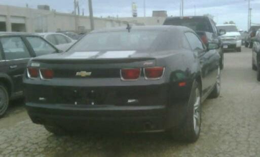 My Camaro!