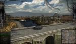 Hetzer crossing a bridge