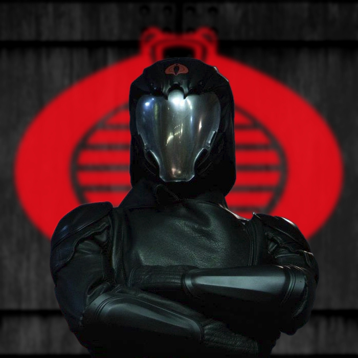 Cobra Commander Retaliation Now that s Cobra Commander