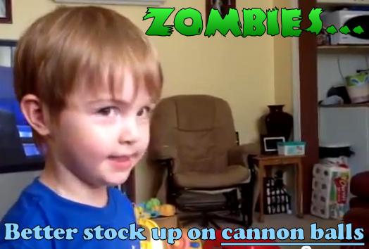 Joseph vs Zombies