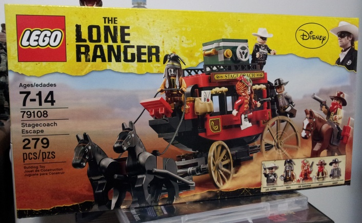LEGO: The Lone Ranger