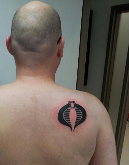 Hail, Cobra!