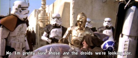 droidswerelookingfor