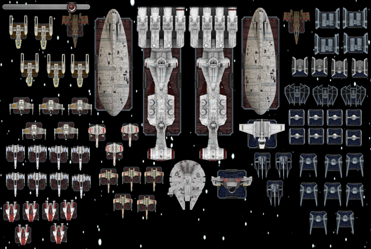 Deploy the Fleet | The Amazing World of Don Dueck