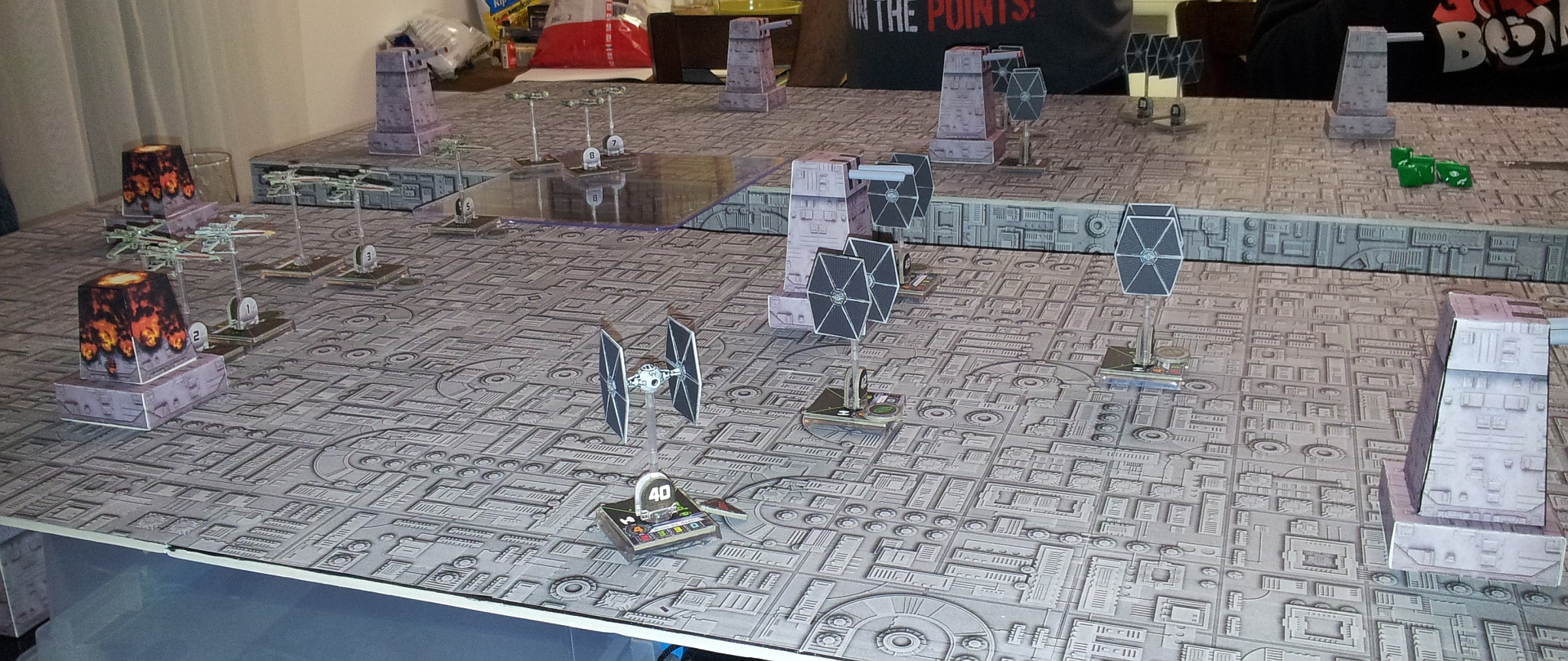 X Wing Game Star Wars   The Amazin...