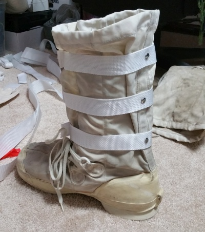 completed boot 2