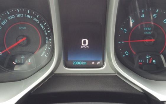 2014camaro20000km